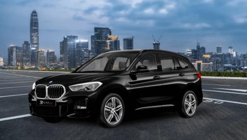 Ride Ad Luxury & Sports Car Rental BMW X1 xDrive 18d