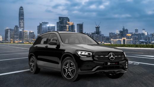 Ride Ad Luxury & Sports Car Rental Mercedes Benz GLC 200d 4Matic Langzeitmiete