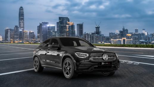 Ride Ad Luxury & Sports Car Rental Mercedes Benz GLC 200d Coupé 4Matic